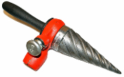 Ridgid D-476 S-2 Spiral Reamer Pipe Threading