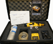 Industrial Scientific MG140 Kit Multi-Gas Monitor