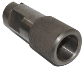 "1-1/2"" Weldon Shank to 4 Morse Taper Adapter"