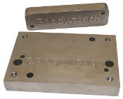 Goodwrench Metal Stamping Die Plate