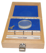 TESA-RSD Optical Flat Calibration Set