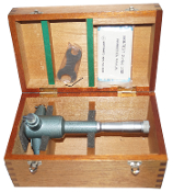 "Mitutoyo 5-6"" Holtest Bore Gage 368-218 Intrimik"