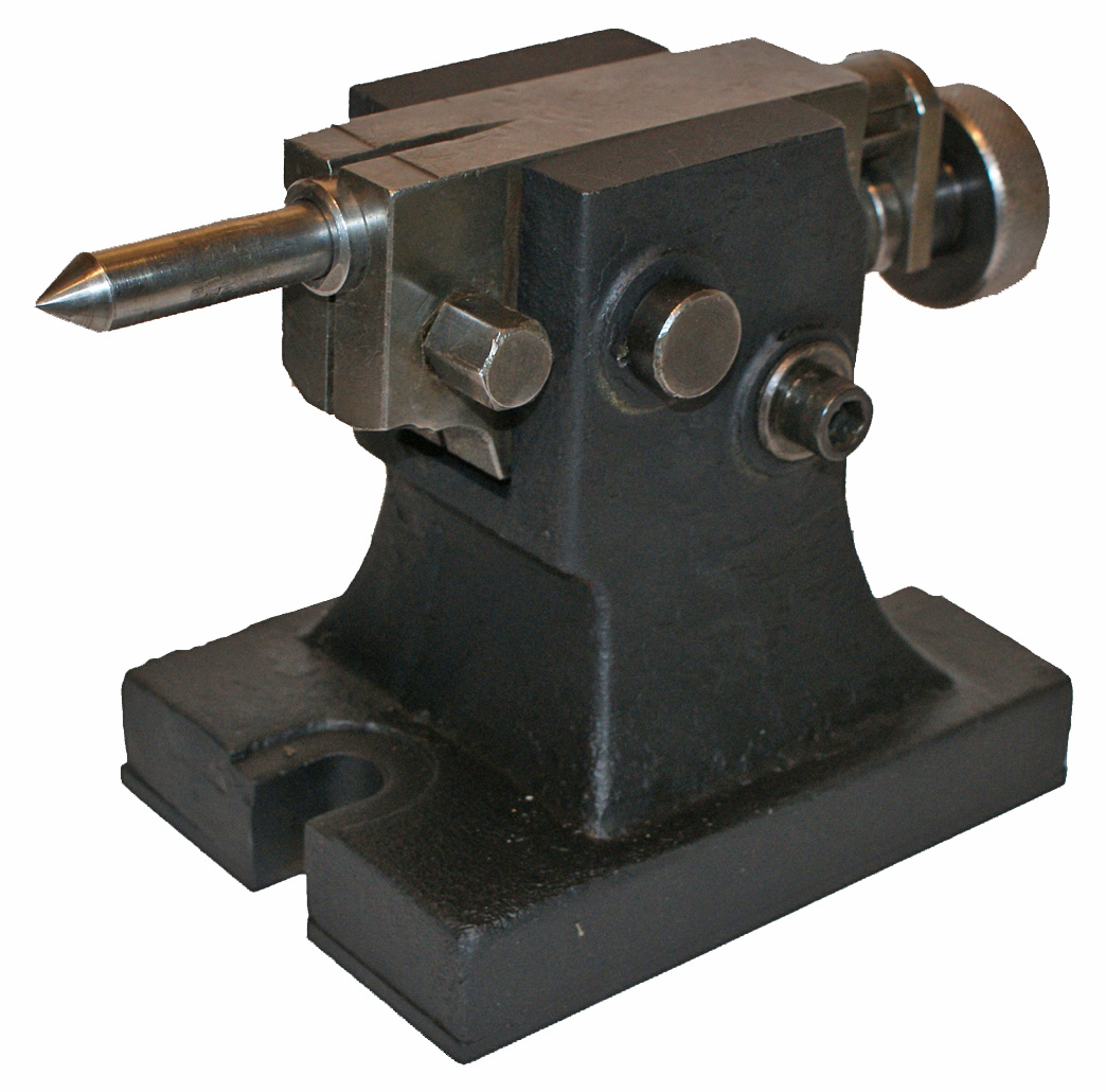 Tailstock, Dividing Head, Rotary Table, CNC