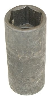 "Armstrong 1-1/8"" Impact Socket - 1/2"" Drive"