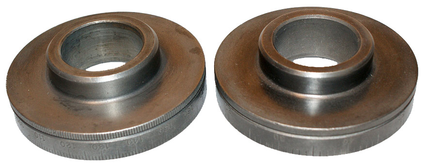 "Bridgeport Dial Set .001"" - .005"" Indexing"