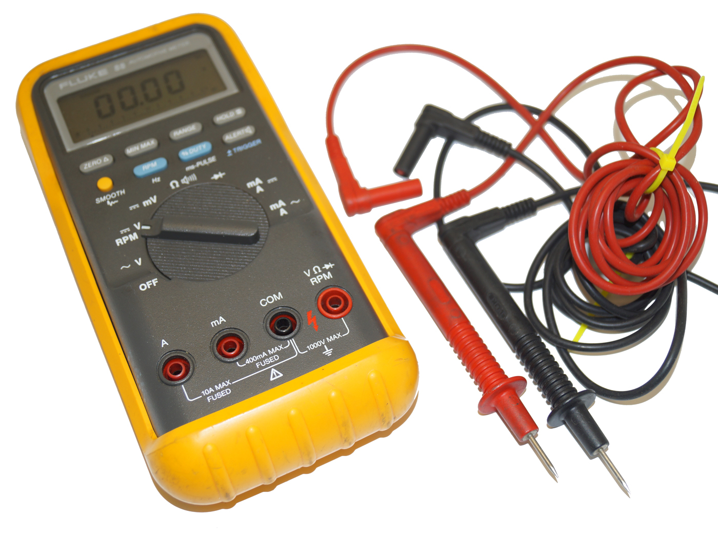 Fluke 88 Automotive Multimeter