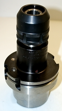 HSK-100A 20mm Power Chuck TSD-Universal 12,500 RPM Max.