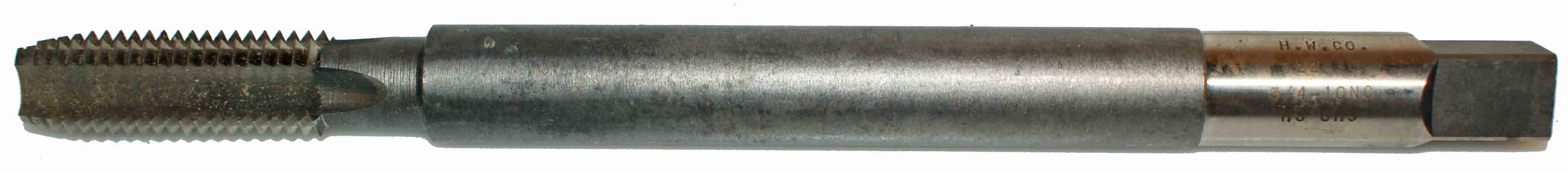"3/4"" - 10NC GH3 High-Speed Tap - Long"