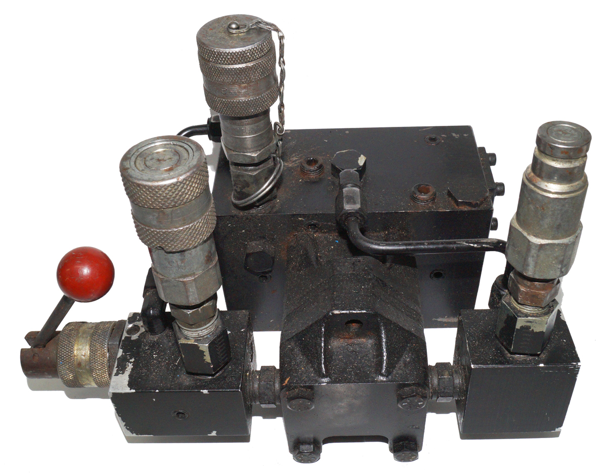Hydraulic Directional Valve S205M