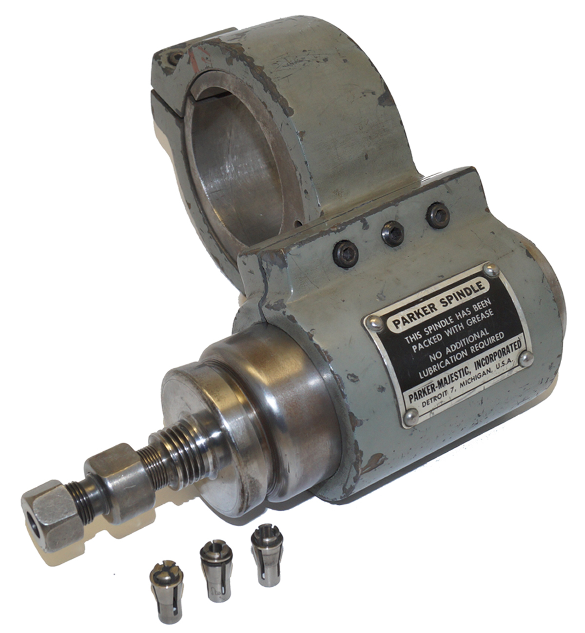 Parker High-Speed Spindle Attachement - 30,000 RPM