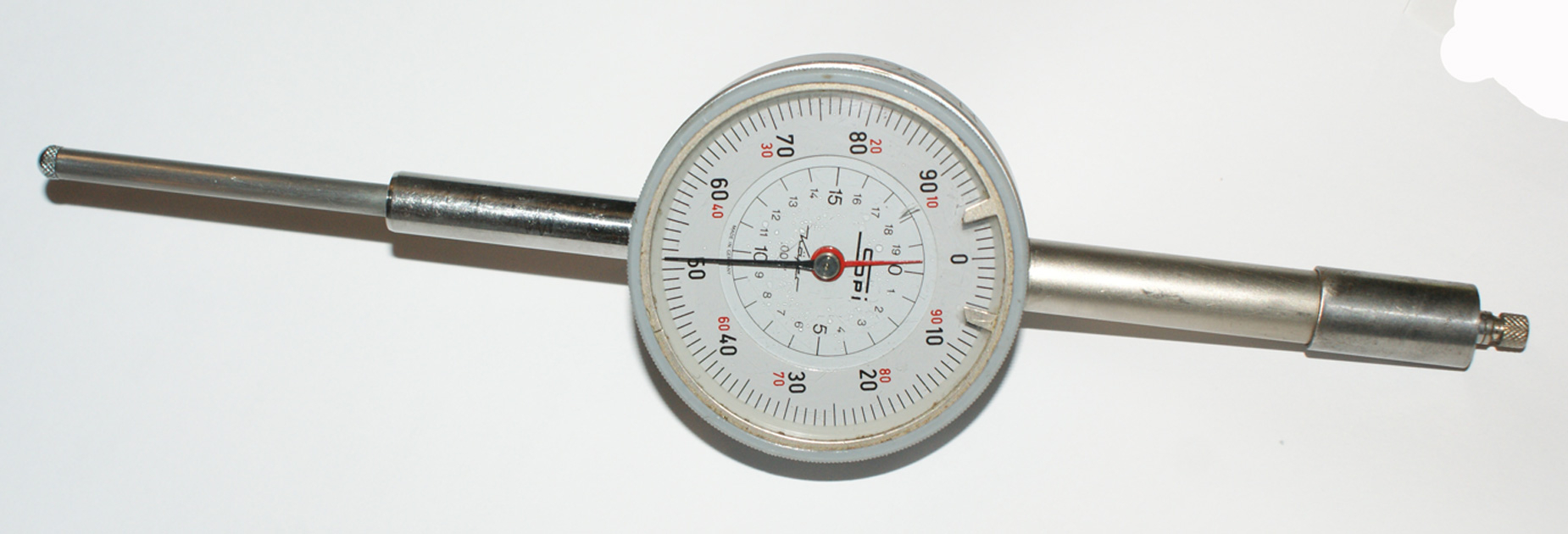 "SPI 2"" Dial Indicator - Large Face"