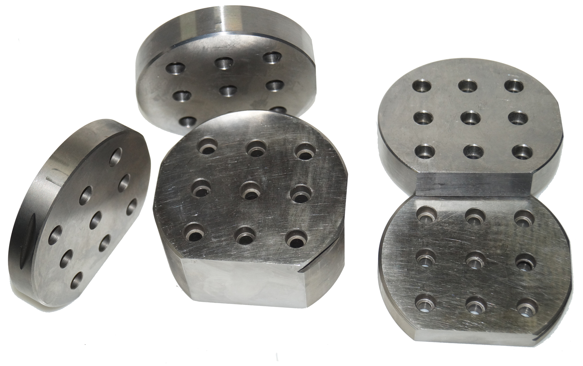 System 3R Adapter Plates 100mm WEDM Tooling