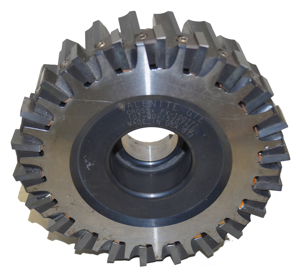 "Valenite 7"" Face Mill - Milling Cutter"