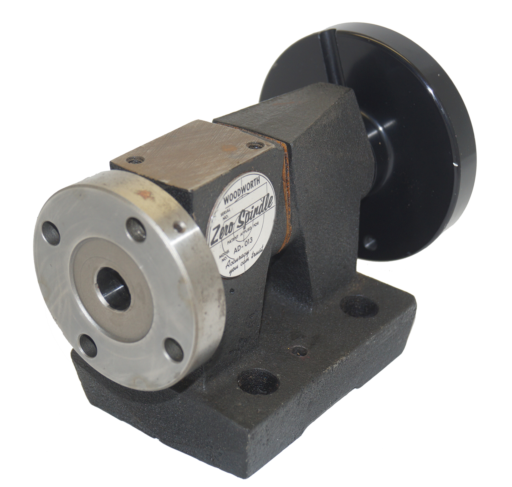 Woodworth AD-013 Zero Spindle