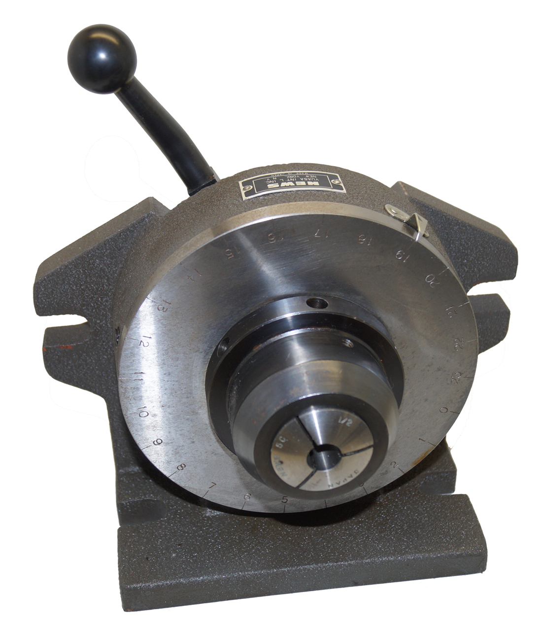 5C Collet Index - Yuasa Rapidex Workholding Positioiner