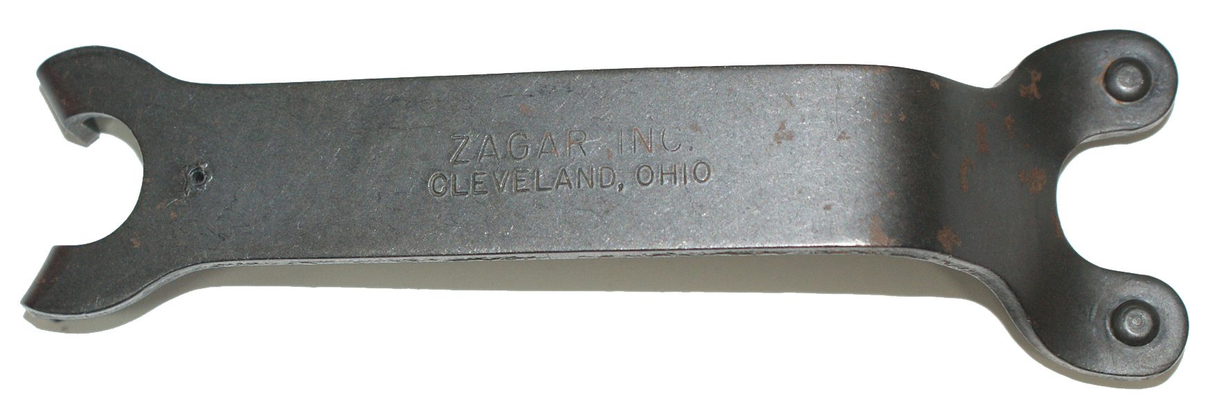 Zagar Collet Wrench 5C 3-Slot 707-191