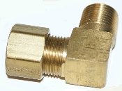 Weatherhead 69X8 Male Angle Compression Fitting