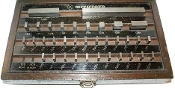 Mitutoyo Gauge Block Set 516-914 Grade A+