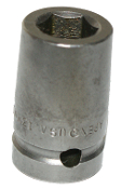 "APEX 13mm15 1/2"" Drive Socket"