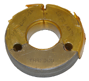 "Thredco 1-1/2""-12UNF-2A Thread Ring Gage"