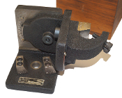 Drill Bit Sharpening Fixture - 110, 113' Relief Angles