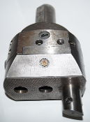 "Enco Boring Facing Head 5-3/4"" Off-Set 2"" Straight Shank"