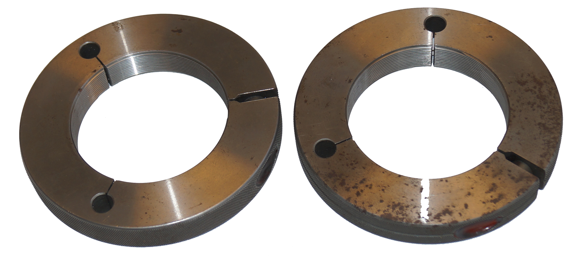 3-7/8-16 UN-2A Thread Gage Ring, Go NoGo