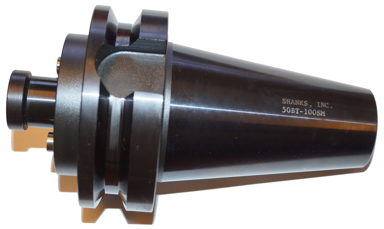 "BT50 Shell Mill Holder 1"" Pilot"