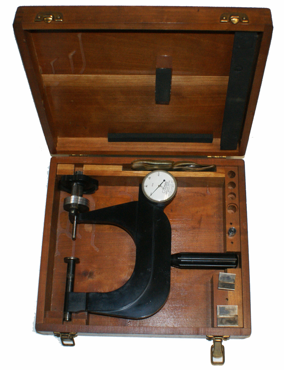 Ames 4x4 Hardness Tester - Portable