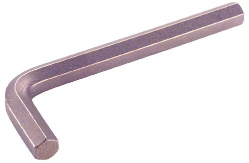 "Ampco 5/8"" Hex Key WH-5/8 ALBR Non-Sparking Wrench"