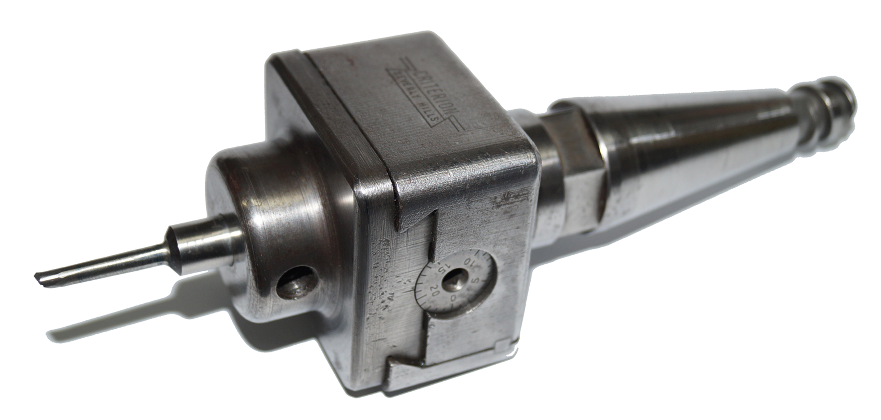 Moore Jig Borer Boring Head Adapter - Criterion
