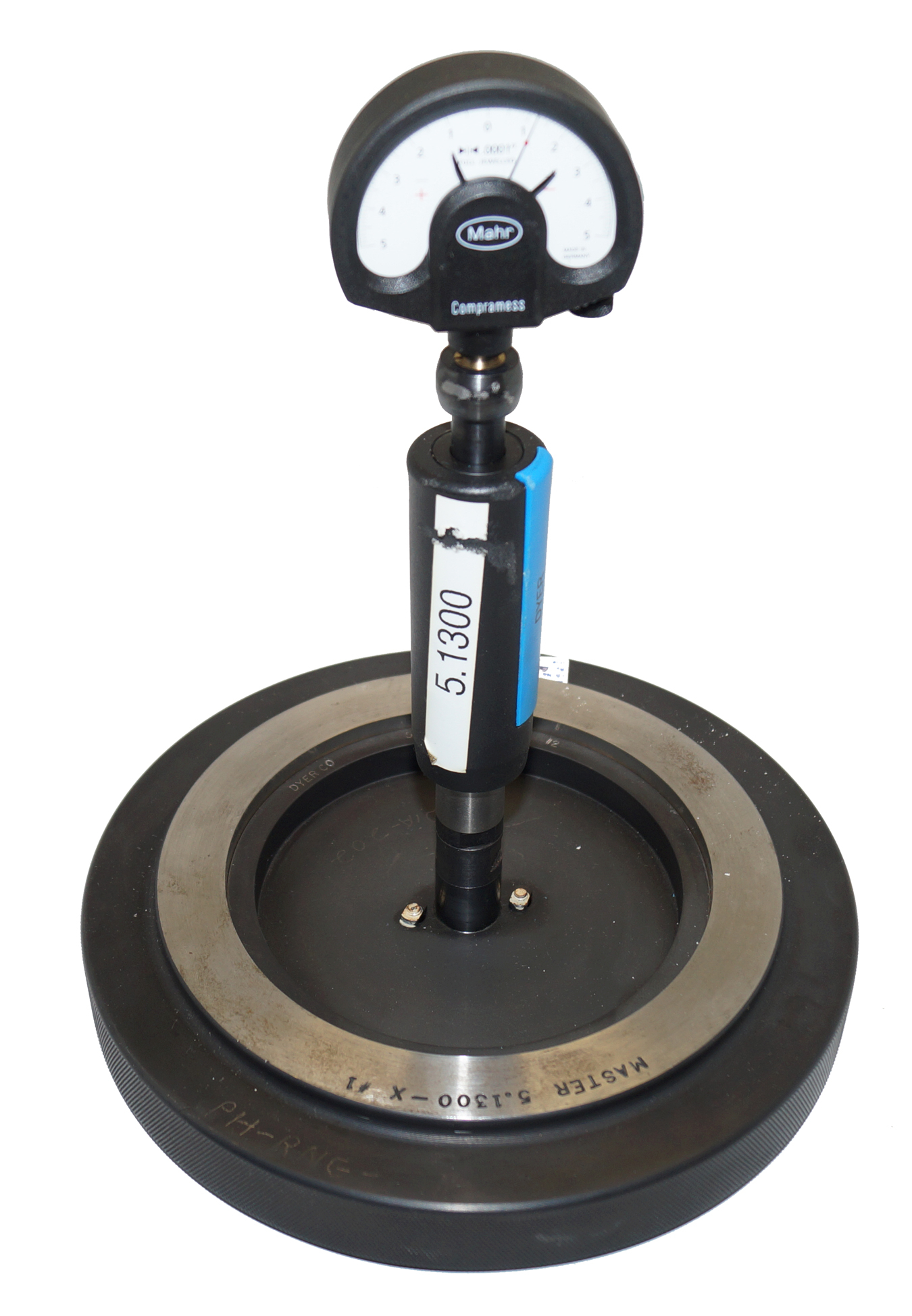 "Dial Bore Gage, Master Setting Ring, 5.1300"", Dyer-Mahr"