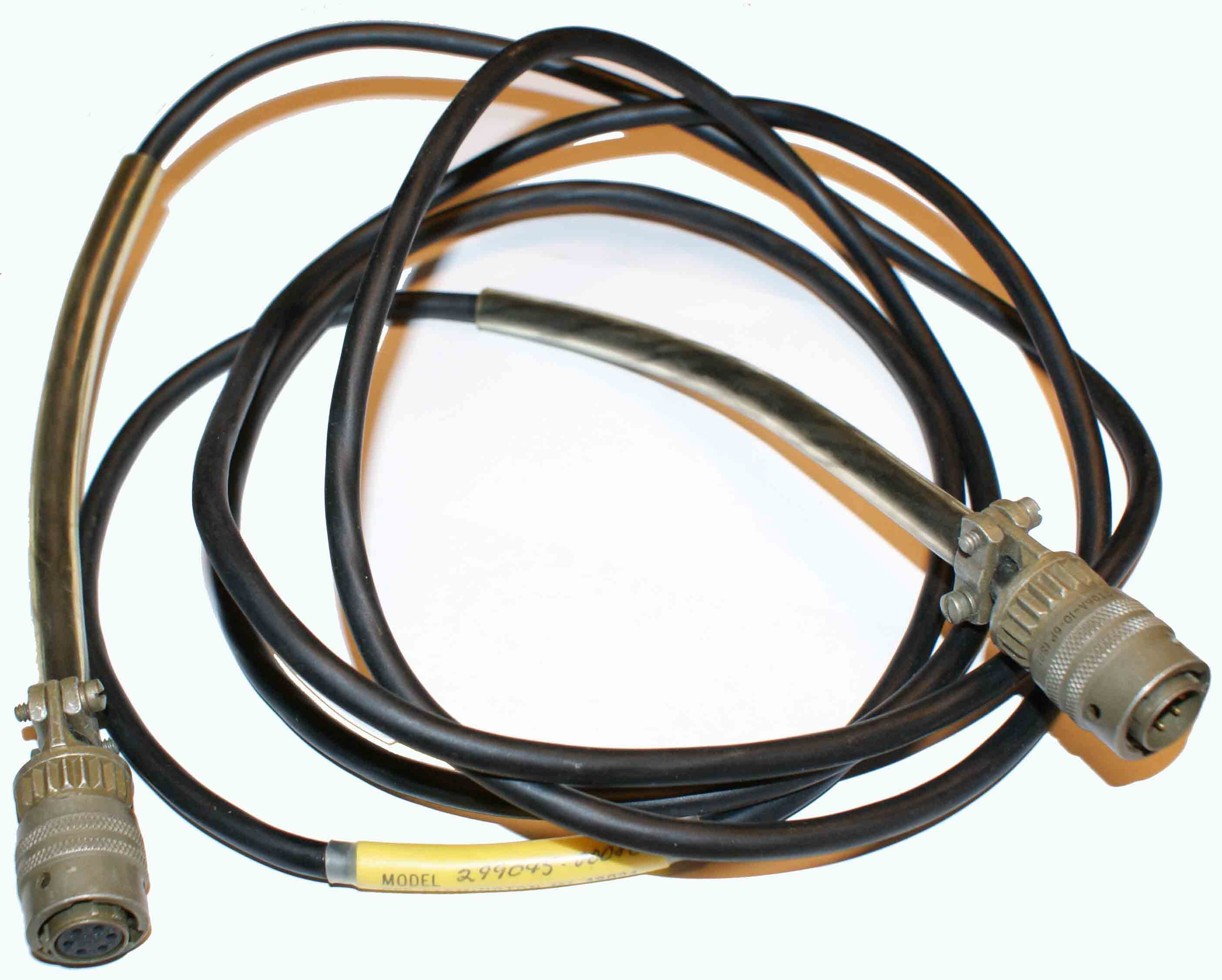 GSE Data Cable 299045-00080 Transducers