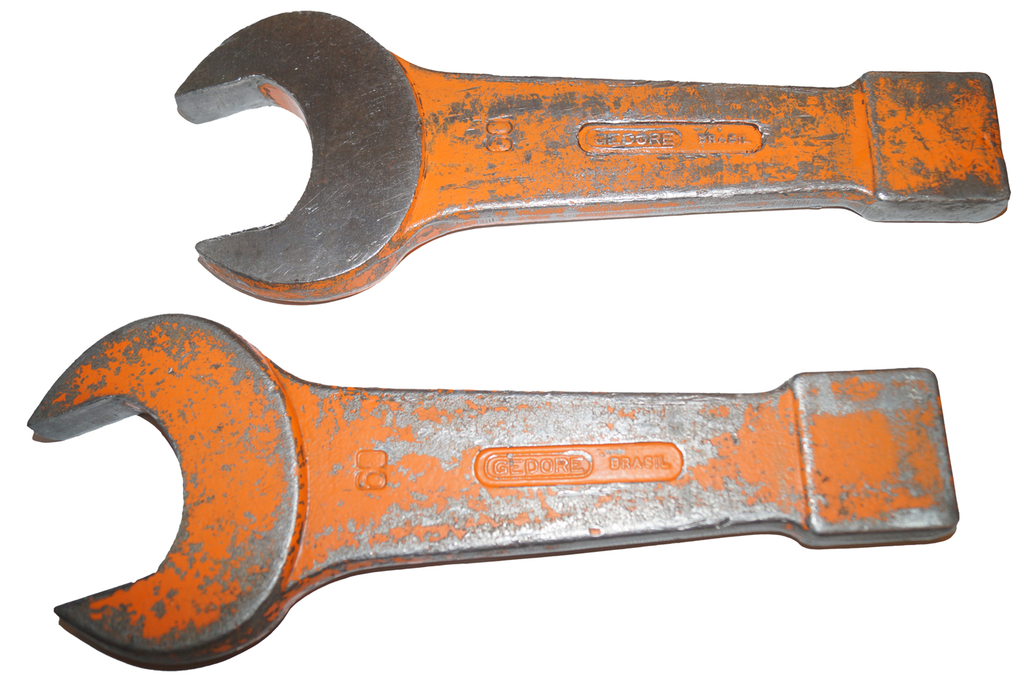 Gedore Open-Ended Striking Wrench 60mm