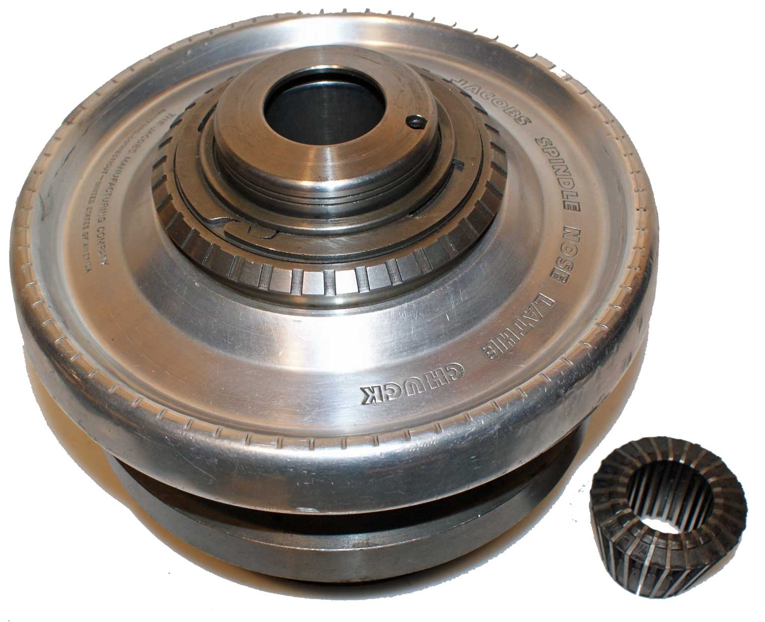 Jacobs 91-A6 to L1 Spindle Nose Chuck