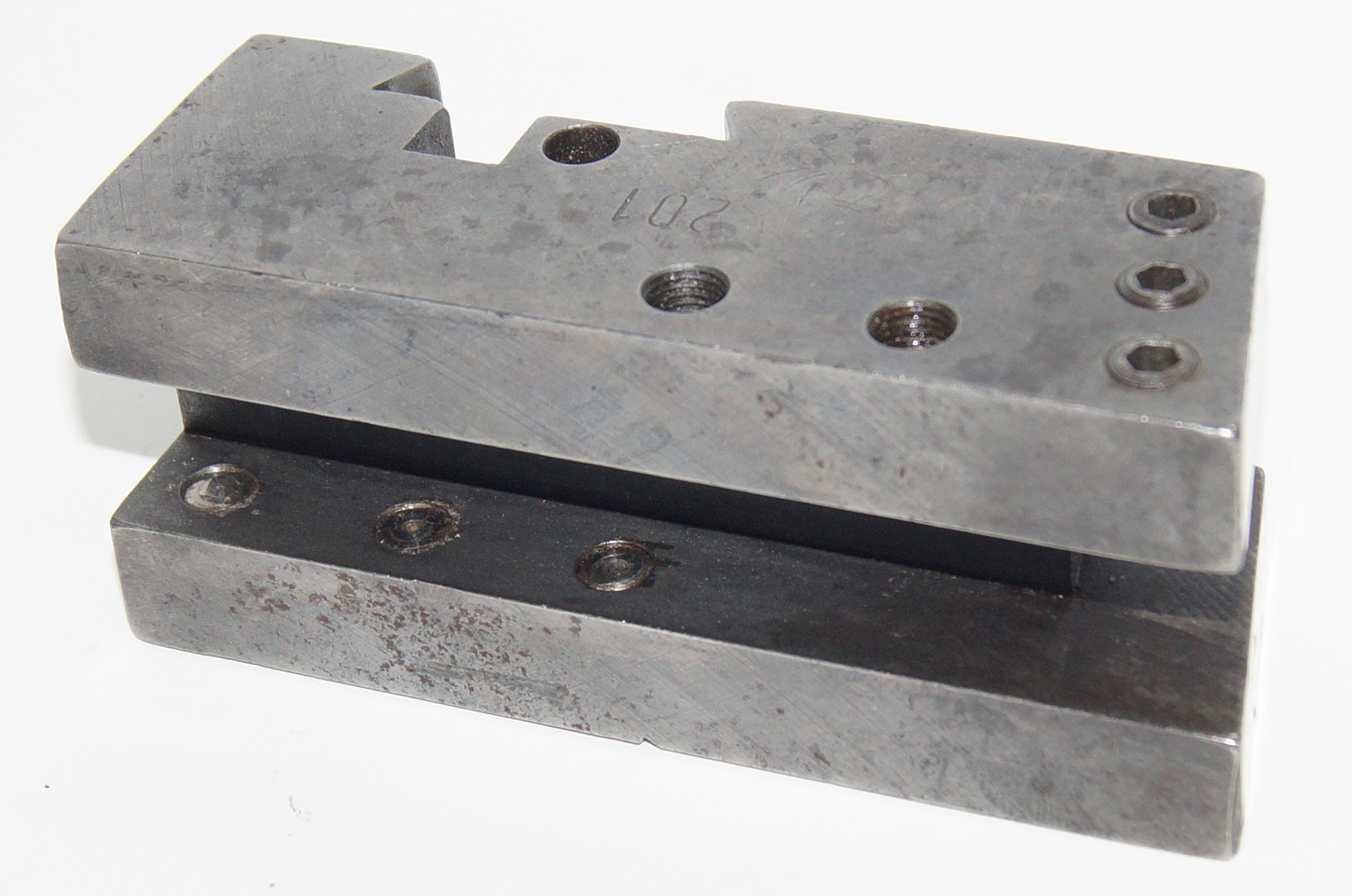 "KDK 201 Turning and Facing Bar Tool Holder 3/4"" Capacity"