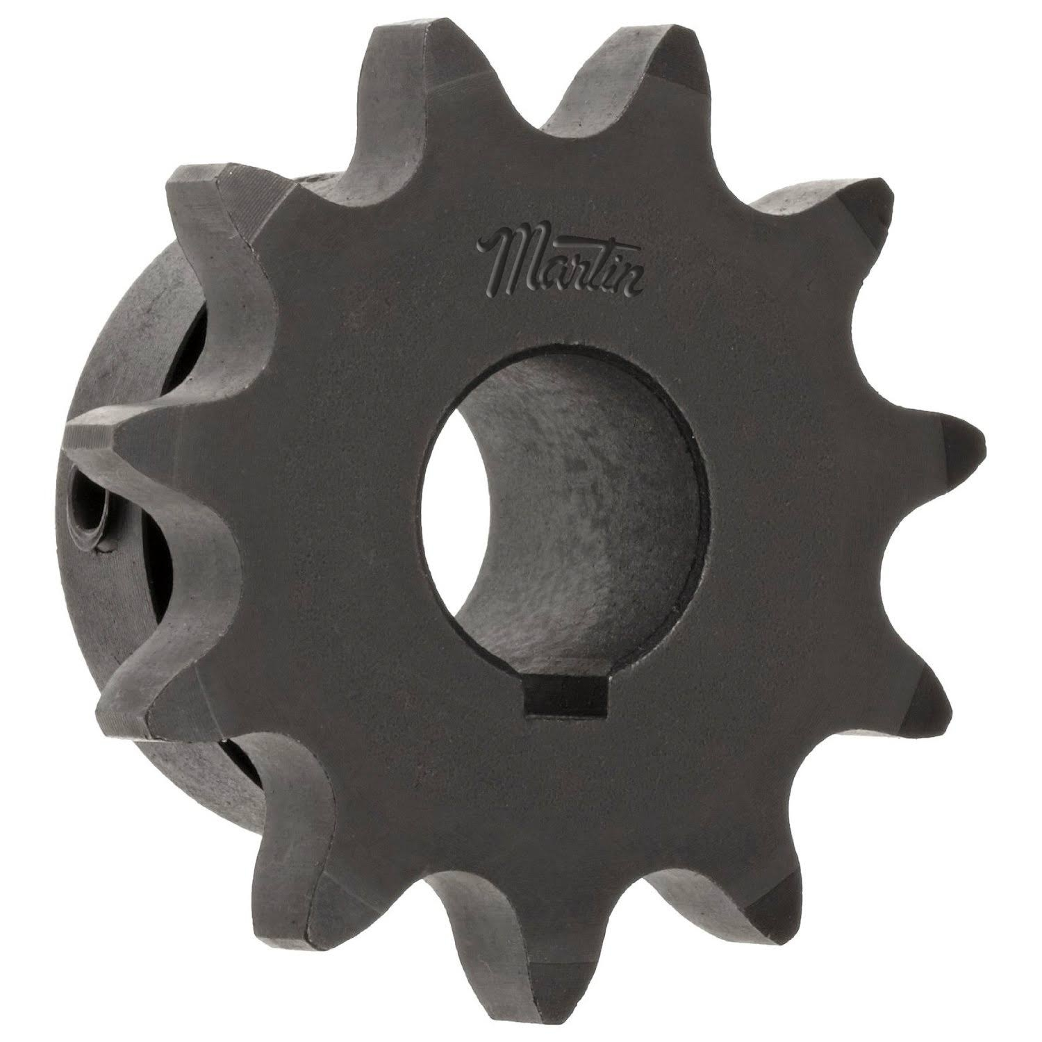 Martin Sprocket 40BS12-5/8 PITCH: #40 TEETH: 12 BORE: 5/8 INCH