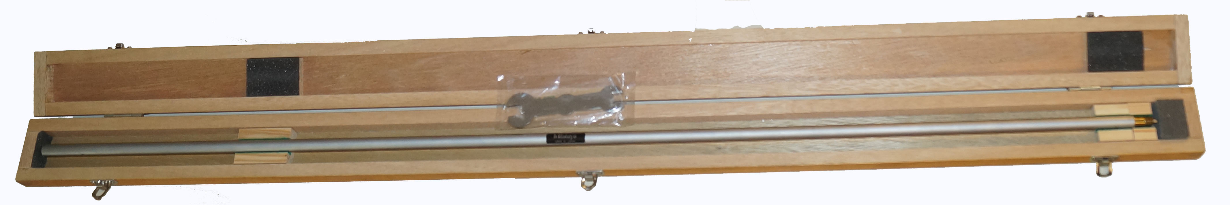 Mitutoyo Bore Gage Extension Rod 953556 1,000 mm