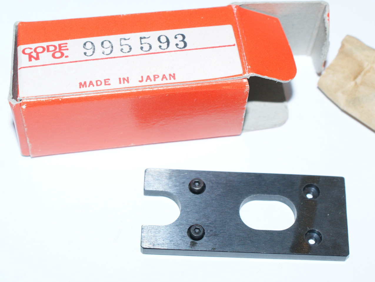 Mitutoyo 995593 height Gage Accessory