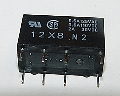 Omron G5V-2-DC12 Low Signal Relay