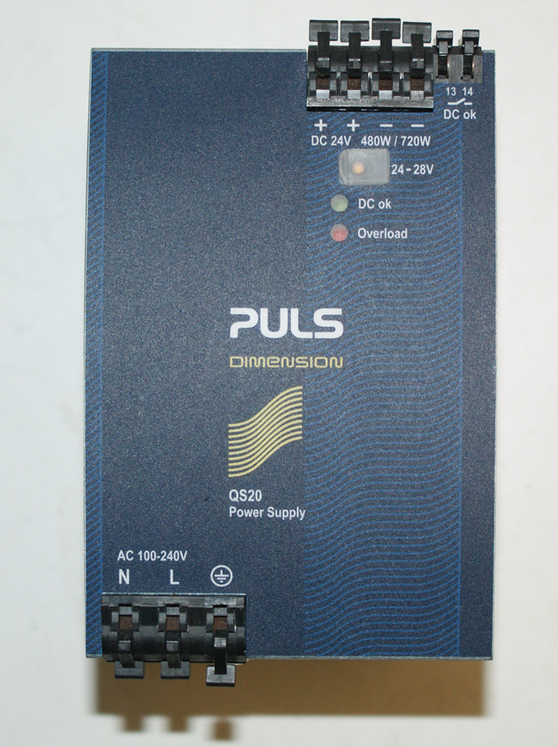 PULS QS20.241 Dimension Power Supply