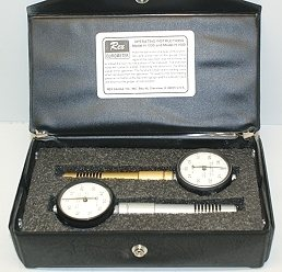 Rex H-1000 Mini-Dial Durometers A and H