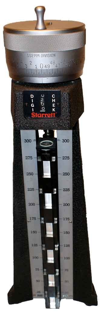 Starrett 300mm x 0.002mm Digi-Chek Height Gage