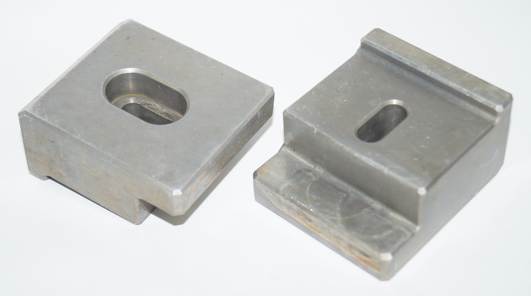 System 3R Clamps, Aluminum Hold Downs, EDM