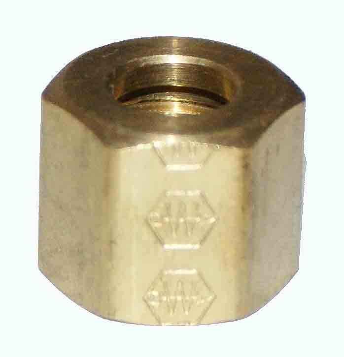 Weatherhead 61X4 Short Compression Nut Fitting