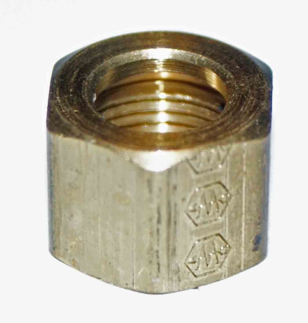 Weatherhead 61X6 Short Compression Fitting